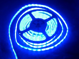 Flexible Waterproof LED Strip - Blue