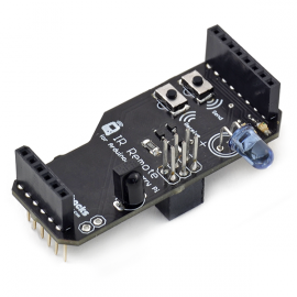 HVAC IR Remote module for Arduino / Raspberry Pi