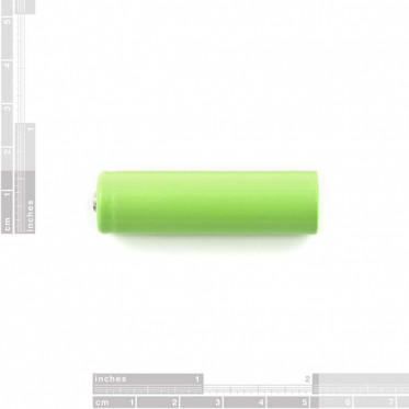 2500 mAh NiMH Battery - AA