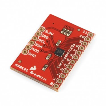 MPR121 Capacitive Touch Sensor Breakout Board