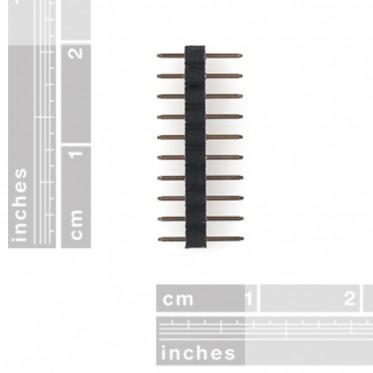 2mm 10pin XBee Header