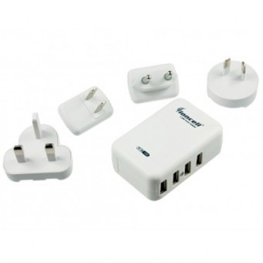 10W 4 USB Power Adapter