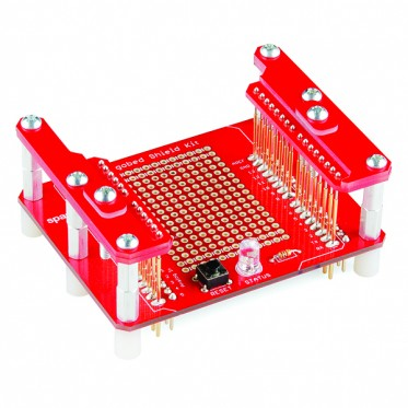 UNO Compatible Pogobed Kit for Shield Development