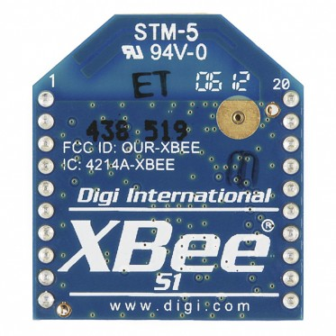 XBee 1mW Trace Antenna - Series 1 (802.15.4)
