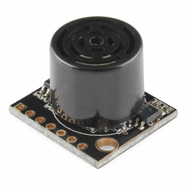 Ultrasonic Range Finder - Maxbotix HRLV-EZ1