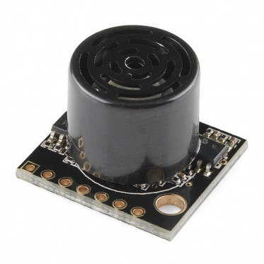 Ultrasonic Range Finder - Maxbotix HRLV-EZ4