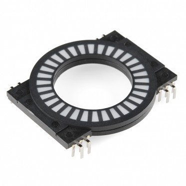 Circular LED Bargraphs - Green