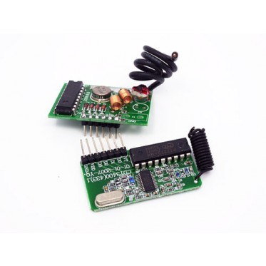 2KM Long Range RF link kits w/ encoder and decoder