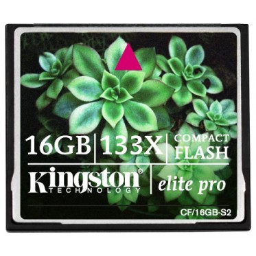 Compact Flash Kingston 16Gb