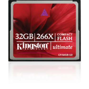 Compact Flash Kingston 32Gb
