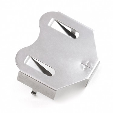 Coin Cell Holder - 24.5 mm (PTH)
