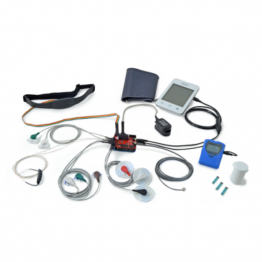 e-Health Sensor Platform Complete Kit V2.0 for Arduino, Raspberry Pi and Intel Galileo [Biometric / Medical Applications] - Now 10 Sensors available