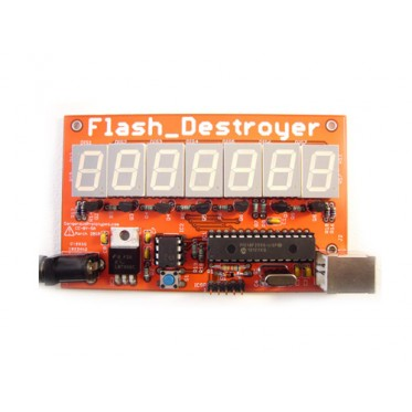 Flash Destroyer EEPROM tester