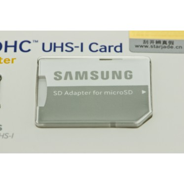 SD/MicroSD Memory Card (16GB Class10 SDHC with Adapter)
