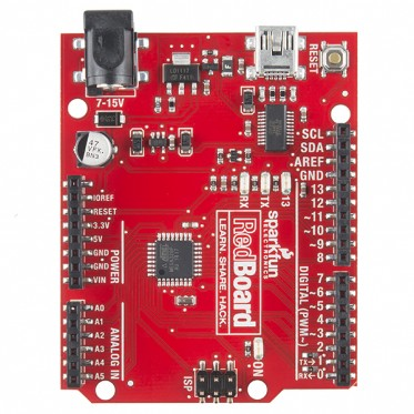 SparkFun Mini Inventor's Kit for Redboard