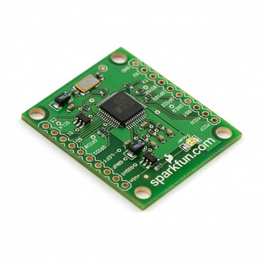 Breakout Board for VS1011E-L MP3