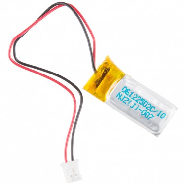 E-Textiles Battery - 110mAh (2C Discharge)