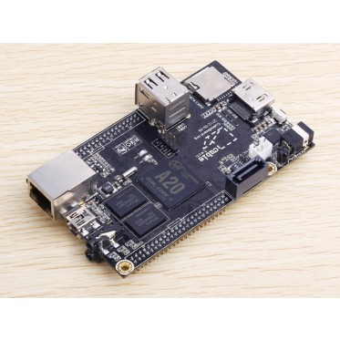 Cubieboard A20 Dual-Card Version