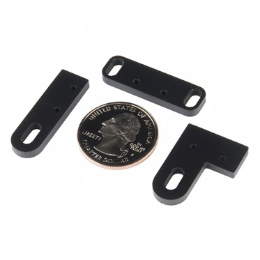 Mini Microswitch Mount - A (pair)