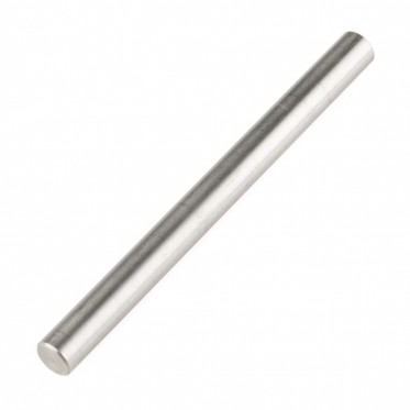 "Shaft - Solid (Stainless; 1/4""D x 3""L)"