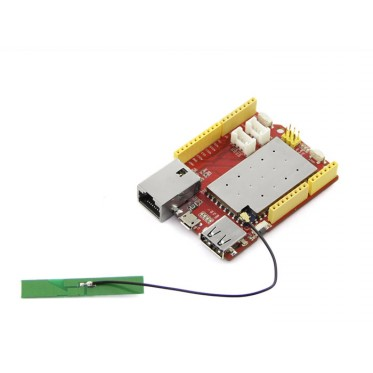 Seeeduino Cloud - Arduino Yun compatible openWRT controller