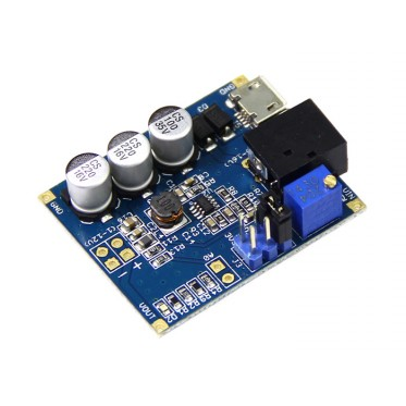Adjustable DC/DC Power Converter (1V - 12V/1.5A)