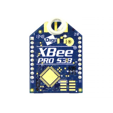 Xbee Pro RF Modules 928MHz 200Kbps 20-Pin w/ Cortex-M3 EFM32