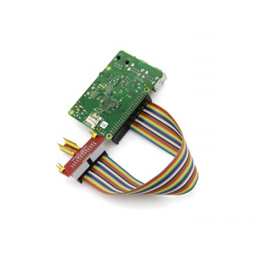 Raspberry Pi B+ 40pin to 26pin Cable