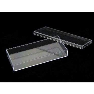 PS(Poly Styrene) Transparent Case - 130x60x25 mm