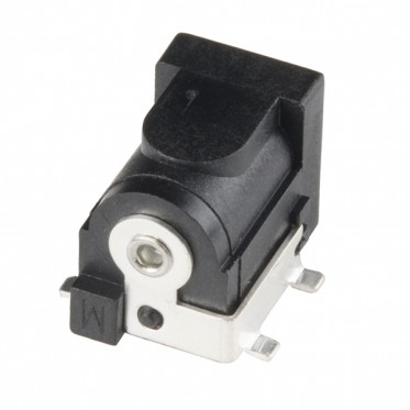 DC Barrel Power Jack/Connector (SMD)