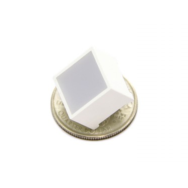 15*15mm LED Square - Green