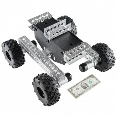Actobotics Kit - Nomad 4WD Off-Road Chassis