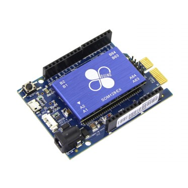 86Duino Zero - an embedded platform based on Vortex86EX SoC