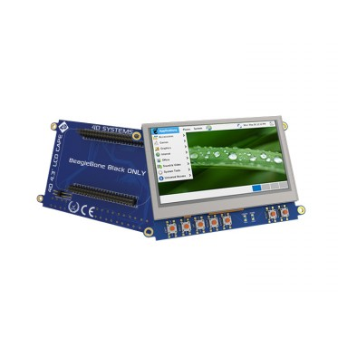 4.3'' LCD Cape for BeagleBone Black ? Touch Display