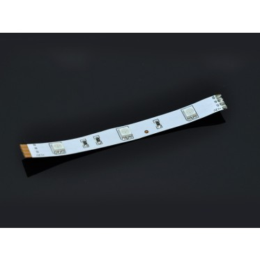 3W RGB LED strip common anode 12V