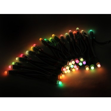 Chainable RGB LED - 40 LEDs /Unit