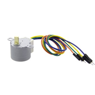 Small Size and High Torque Stepper Motor - 24BYJ48