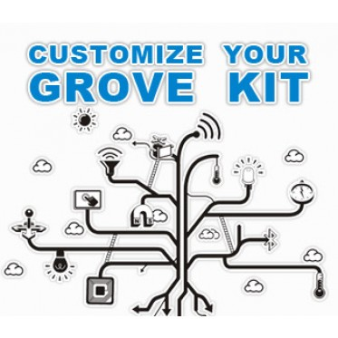 Customize your Grove Kit