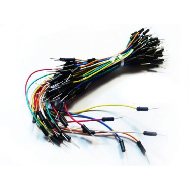 Breadboard Jumper Wire Pack(200mm/165mm/125mm/80mm)