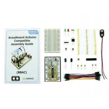 BBAC - Breadboard Based Arduino Compatible