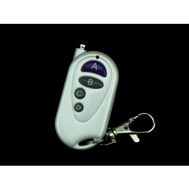 433MHz 4-Button Car Key Fob
