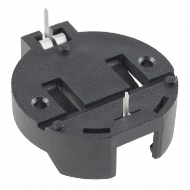 Coin Cell Battery Holder - 20mm (PTH)