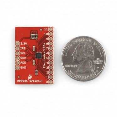 SparkFun Capacitive Touch Sensor Breakout - MPR121