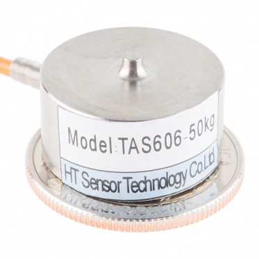 Load Cell - 50kg, Disc (TAS606)