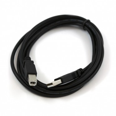 USB Cable A to B - 6 Foot