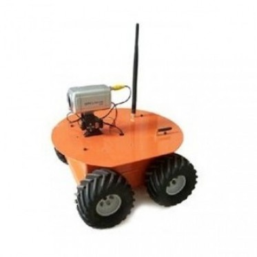 4WD Outdoor Mobile Platform