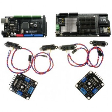 DFRduino Mega Kit For 4 motor Robot