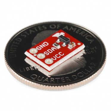 ATSHA204 Authentication Chip Breakout