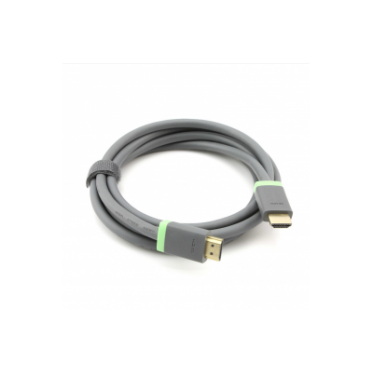 High Speed HDMI Cable (0.75M, Gold Plated)