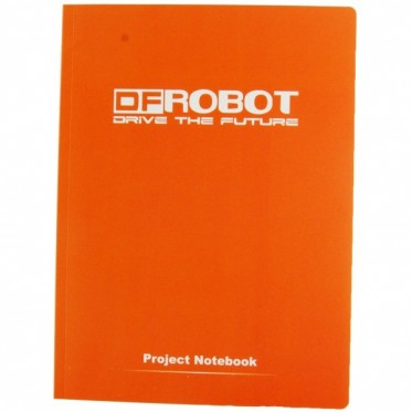 Project Notebook (Orange) 5 Pack